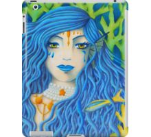Mother of the Sea [Colored Pencil Artwork] iPad Case/Skin