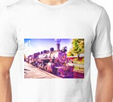 Saturated Steam Train Unisex T-Shirt