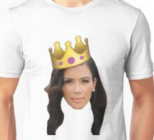 Kim Kardashian is King Unisex T-Shirt