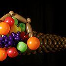 Cornucopia Balloon Art by RandiScott