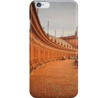 Plaza De Espana Upper Level iPhone Case/Skin