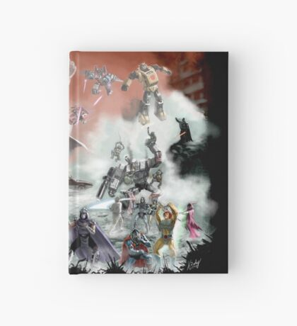 80s Attack! Hardcover Journal
