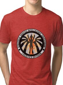 What Does Shield Mean To You? Tri-blend T-Shirt