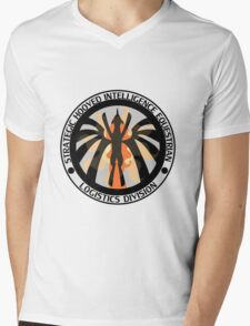 What Does Shield Mean To You? Mens V-Neck T-Shirt