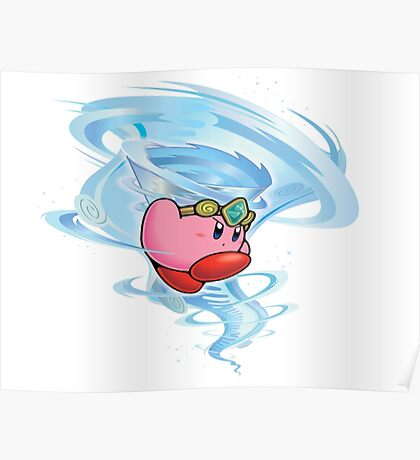 kirby wind power Poster