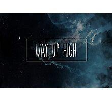 Way Up High Photographic Print