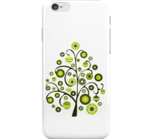 Green Ornaments iPhone Case/Skin