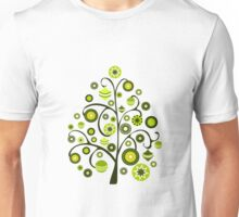 Green Ornaments Unisex T-Shirt