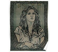Misty Day: Swamp Queen Poster