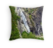 """Cascade Falls"" Throw Pillow"
