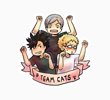 HQ - team cat Unisex T-Shirt