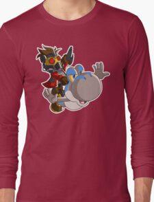 Super Jurassic Galaxy Long Sleeve T-Shirt