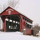 Essenhaus Bridge by Susan Russell