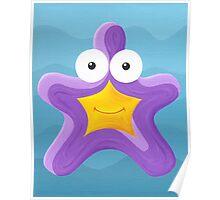 Sea Smiles - Part2 - Starfish Poster