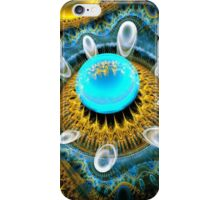 Blue Jewel iPhone Case/Skin