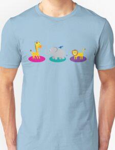 Fun Jungle Animals T-Shirt