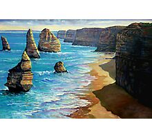 12 Apostles, Great Ocean Road Australia Photographic Print