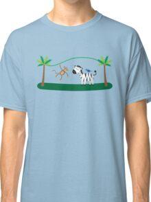 Fun Jungle Animals 2 Classic T-Shirt