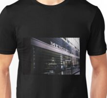Gone... A piece of Architectural & Automotive History Unisex T-Shirt