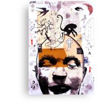 the dream architect Canvas Print