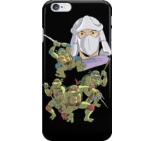 TMNT Classic iPhone Case/Skin