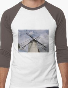 Ashton Windmill Sails Men's Baseball ¾ T-Shirt