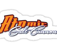Atomic Salt Canon Sticker
