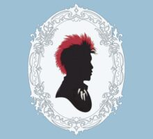 Rufio Silhouette by Harry James Grout