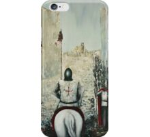 The Siege of Ascalon iPhone Case/Skin