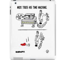 Time Machined. iPad Case/Skin