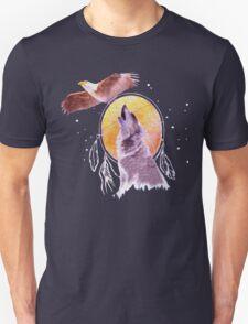 Andy's Wolf Shirt Halloween Wet Hot American Summer Design T-Shirt