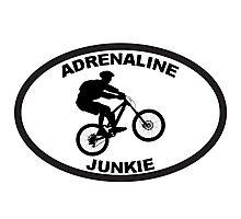 Adrenaline Junkie Photographic Print