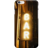 PVD BAR iPhone Case/Skin