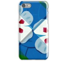 Columbines iPhone Case/Skin