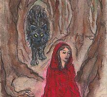 A Walk In The Woods by Jen Hallbrown