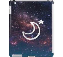 Night Time Moon iPad Case/Skin
