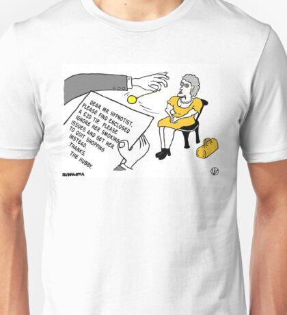 Quit Smoking?. . .  Nah Unisex T-Shirt