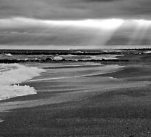 Rays of Light — Sète, France — 2010 by Nicolas Perriault
