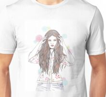 Fashion Illustration T-Shirt