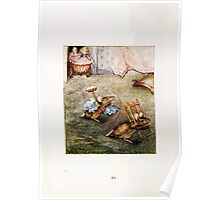 The Tale of Two Bad Mice Beatrix Potter 1904 0066 The Dolls Come Home Poster
