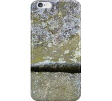 Stone One iPhone Case/Skin