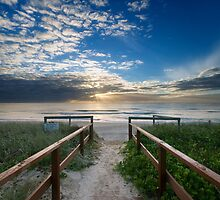 Mermaid Beach | Gold Coast | Australia by Pawel Papis