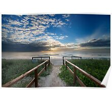 Mermaid Beach | Gold Coast | Australia Poster