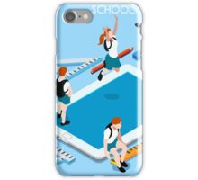 School Devices Tablet iPhone Case/Skin