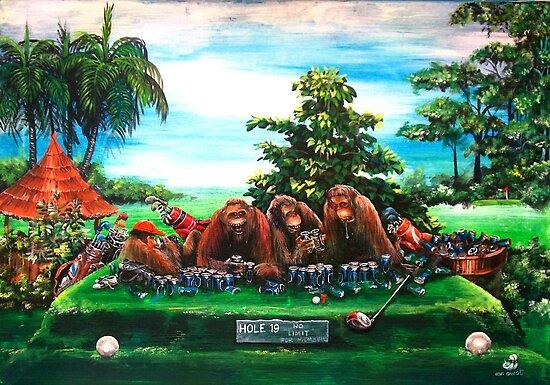 New golfers in town by mkumundan