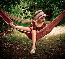 ...hammock II... by Geoffrey Dunn