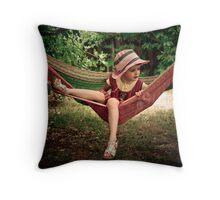 ...hammock II... Throw Pillow