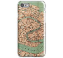 Venice, 1882 iPhone Case/Skin