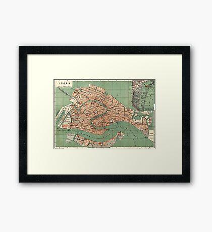 Venice, 1882 Framed Print