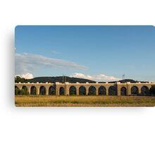 Jezernice Viaduct, Emperor Ferdinand Northern Railway Canvas Print
